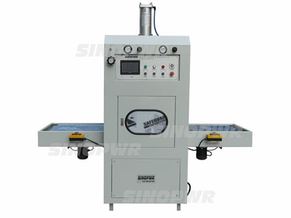 12KW slide plate HF welding machine