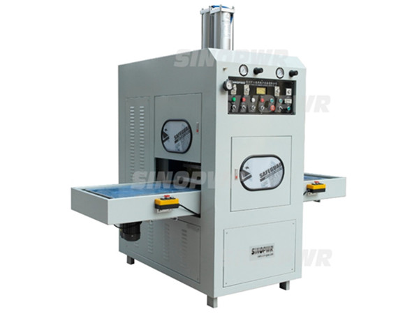 high frequency plastic inner page sealing machine