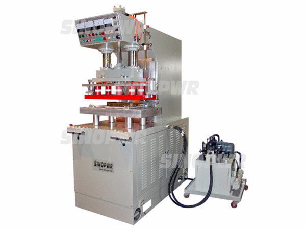 High frequency plastic car sunvisor welding machine