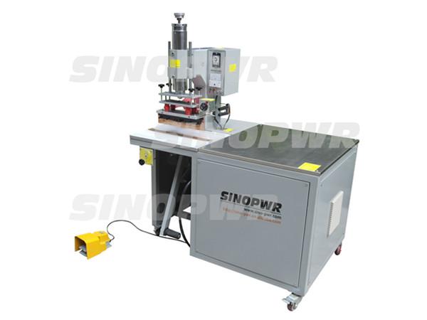 Single side HF welding machine