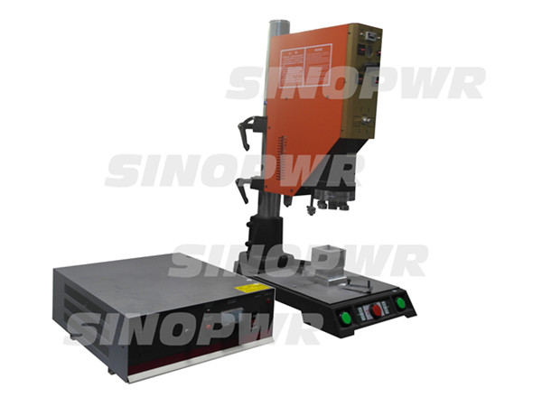 ultrasonic plastic standard welding machine