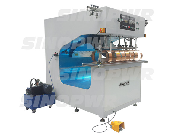 High frequency plastic canopy welding machine