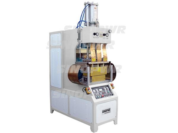High frequency car air filter welding machine