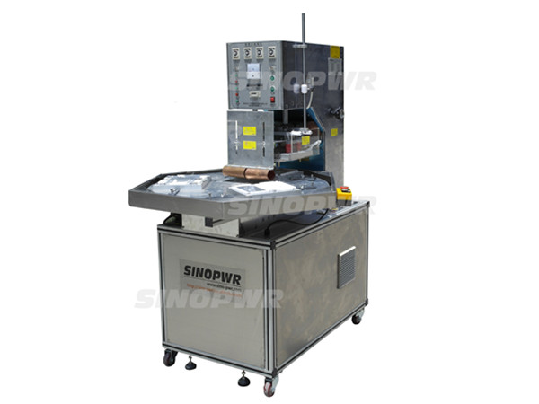 Round table medical products making machine
