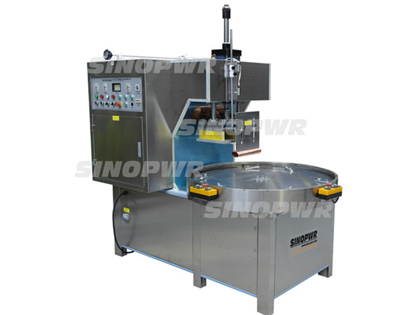High frequency medical clean room bag making machine