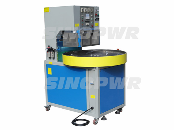 Blister paper packing plastic welding machine