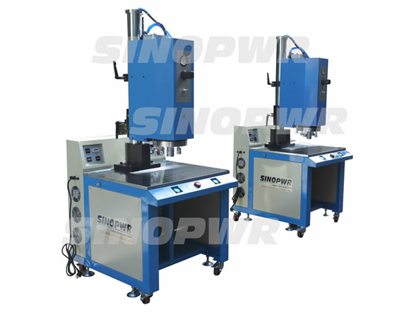 Plastic ABS PA PP ultrasonic welding machine