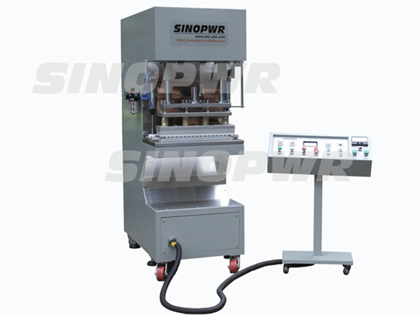 High frequency plastic conveyor belt welding machine