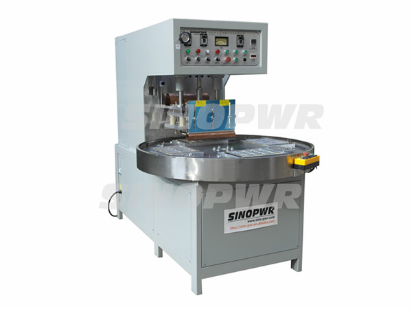 Birthday candle blister packing sealing machine