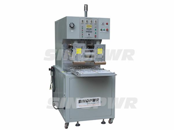 12KW manual slide plate welding machine