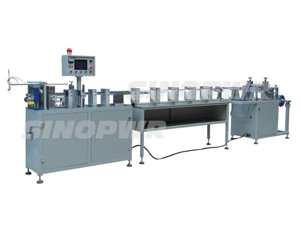 Automatic square box making machine
