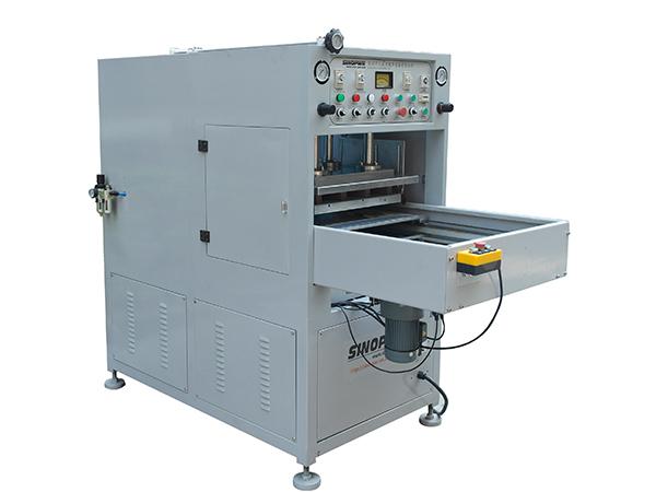 High frequency shuttle welding machine