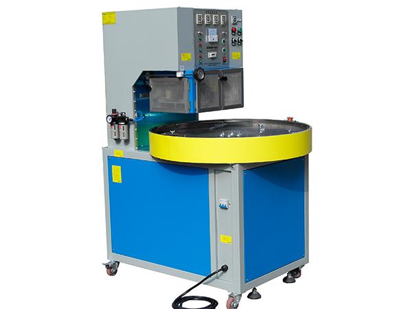 Blister paper packing plastic welding machine
