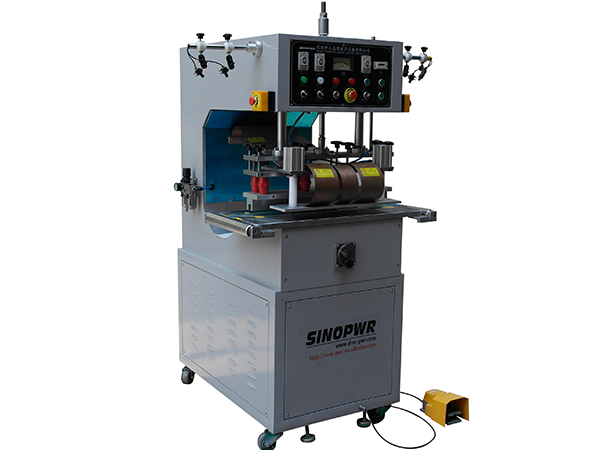 High frequency advertising clothing welding machine