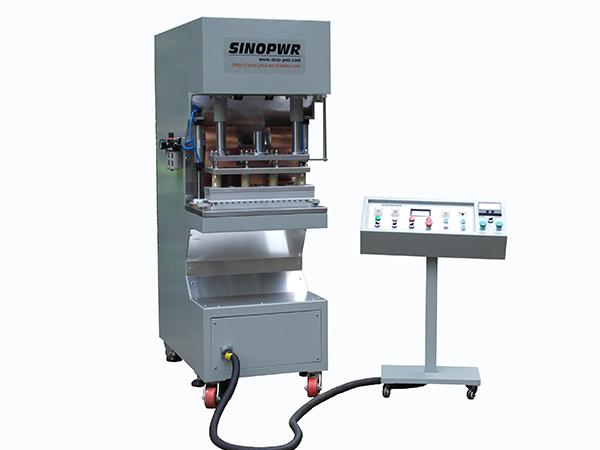 High frequency plastic conveyor belt welding machine